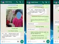 Diluruskan, Tidak Ada Video Porno Habib Rizieq - Firza, Media Jangan Seenaknya Kasih Judul!