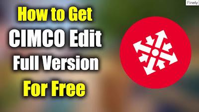 Software CIMCO Edit V6.10.60