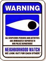 Weekly Tip - Host or Join Neighborhood Watch