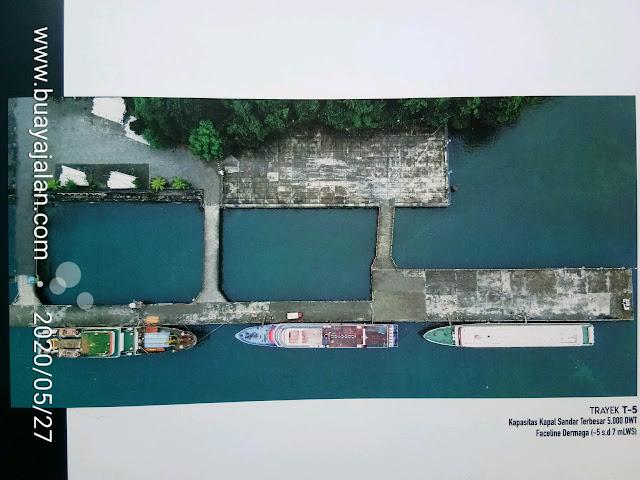pelabuhan tahuna
