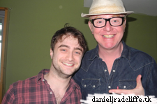 Daniel Radcliffe on BBC Radio 2's The Chris Evans Breakfast Show