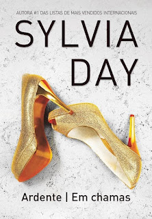 [Resenha] Ardente | Em Chamas - Sylvia Day
