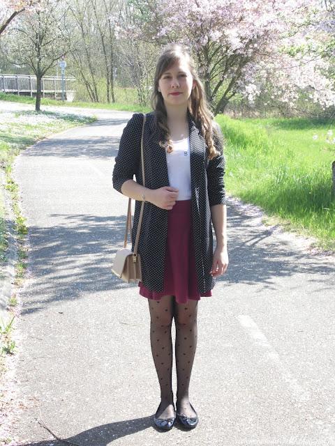 tenue pour le printemps