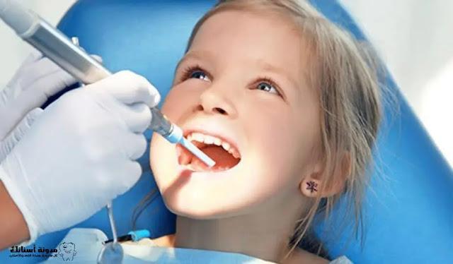 نصائح للأطفال للمحافظة على الأسنان.