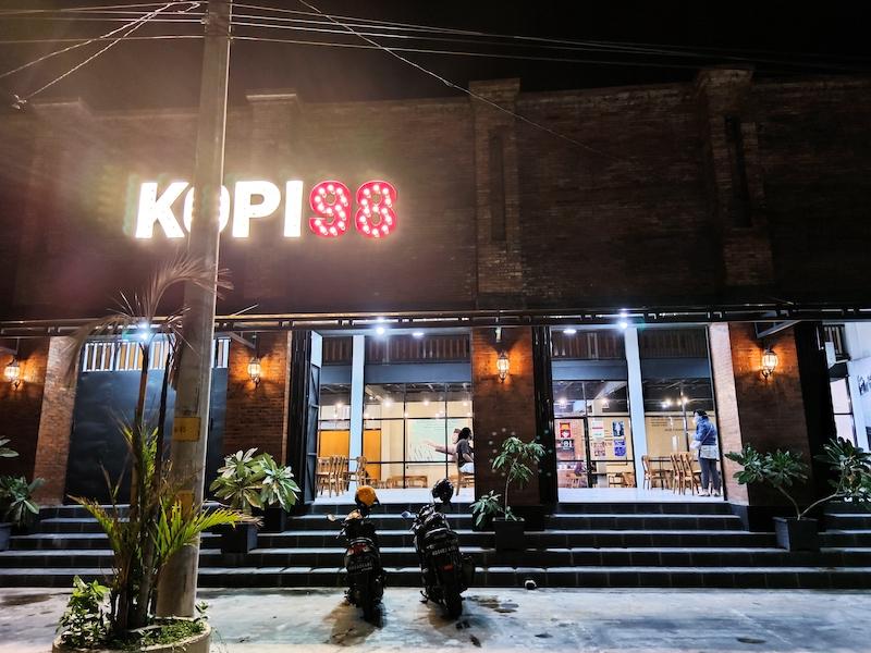 Kopi 98, Kafe Bernuansa Nasionalis Hadir di Klaten