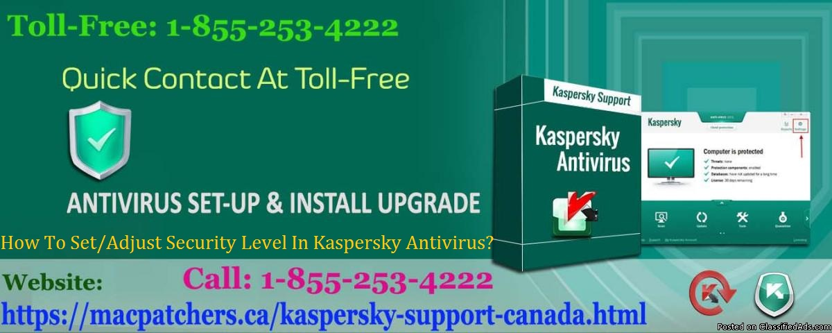 kaspersky support