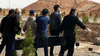 Iran Genting, Diprediksi 3,5 Juta Penduduk Bisa Tewas Akibat COVID-19