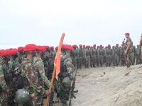 150 Siswa Pendidikan Komando Angkatan 103 TA. 2019 Dilantik Menjadi Prajurit Kopassus