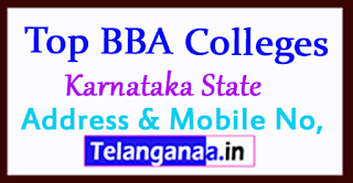 Top BBA Colleges in Karnataka