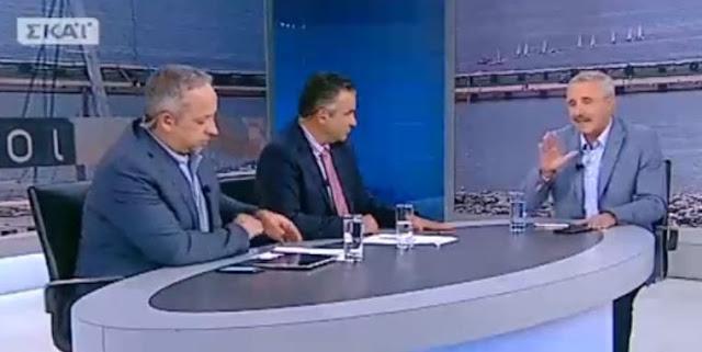 Ο Γ. Μανιάτης αύριο στην τηλεόραση του ΣΚΑΪ & στην ΕΡΤ