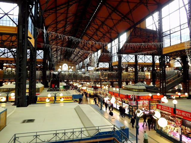 budapest mercado