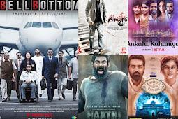 'Bell Bottom' To 'Ankahi Kahaniya', 5 New Movies Watch Online on OTT Platforms