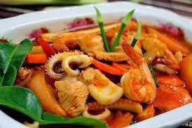 Paprik Campur Ala Thai