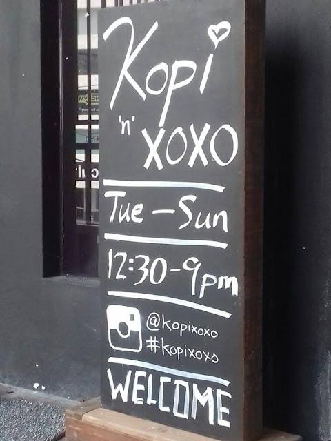 Kopi XOXO