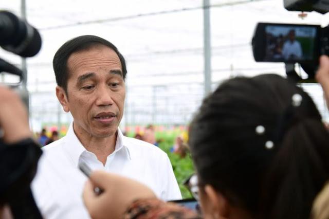 Presiden Jokowi Tak Mau Ada yang Ditutup-tutupi Terkait Virus Korona
