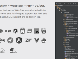 1 year with PHPStorm