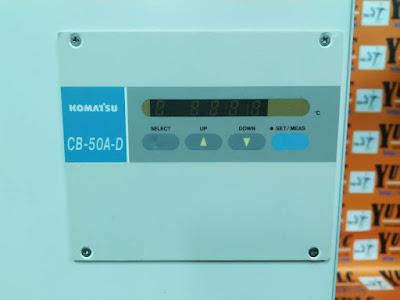KOMATSU CB-50A-D TEMPERATURE CONTROLLER