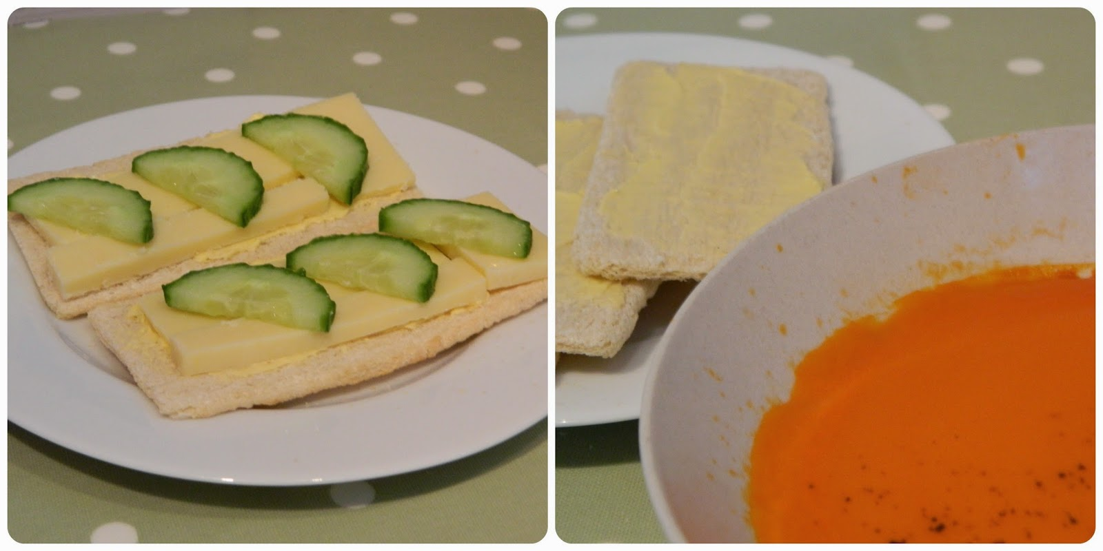 Ryvita Crackerbread Cheese and Pepper Serving Suggestions