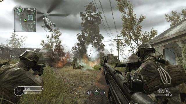Imagem do Call of Duty 4: Modern Warfare