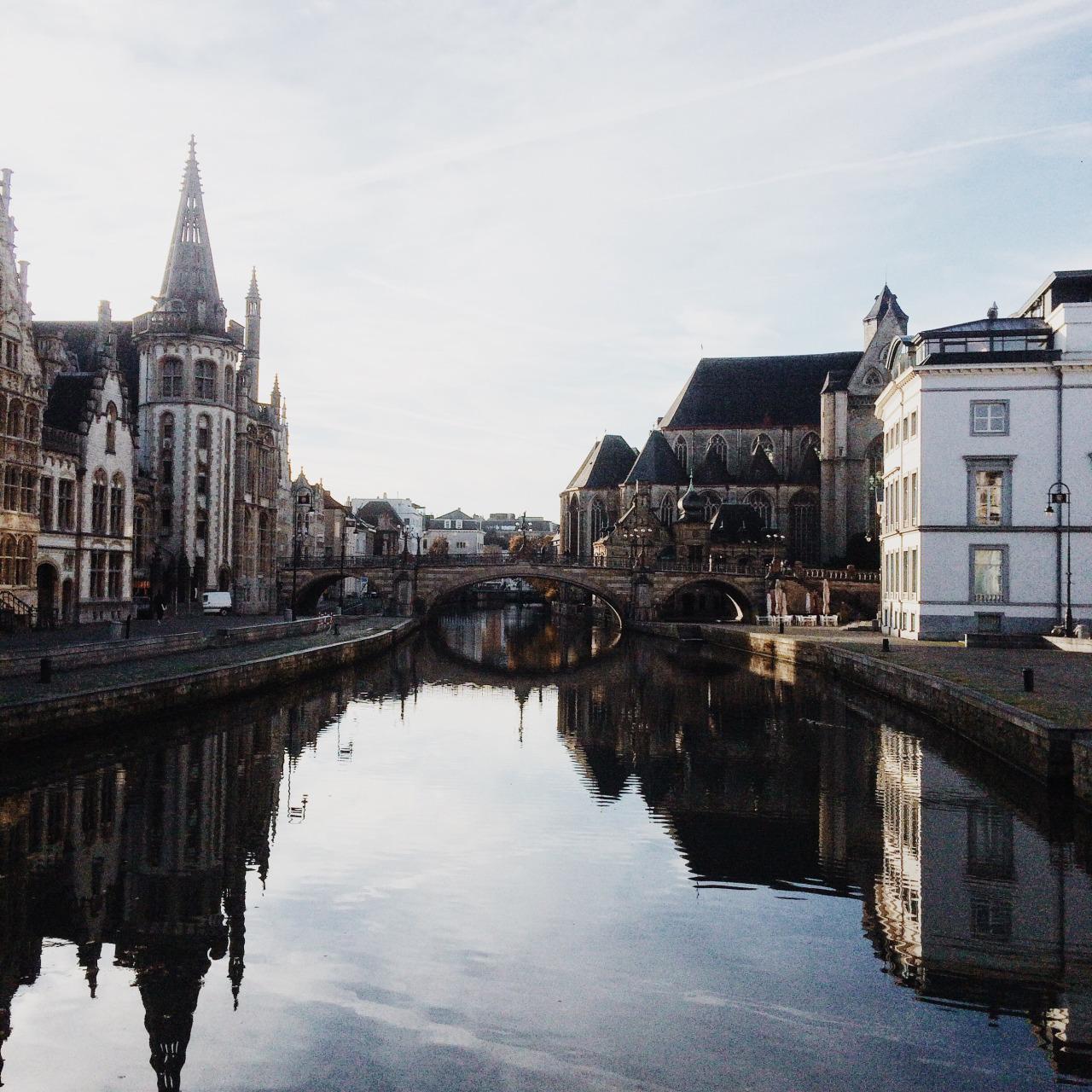 Ghent, Belgium, Travel