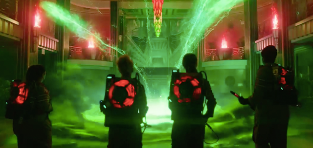 Trailer Ghostbusters 2016