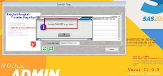 Update SAS 17.0.9