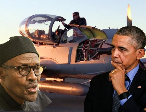 Boko Haram: US Breaks Nigeria's Heart,Orders Brazil Not To Sell A-29 Super Tucano Aircraft To FG