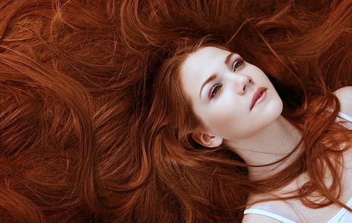 National Love Your Red Hair Day Wishes Photos