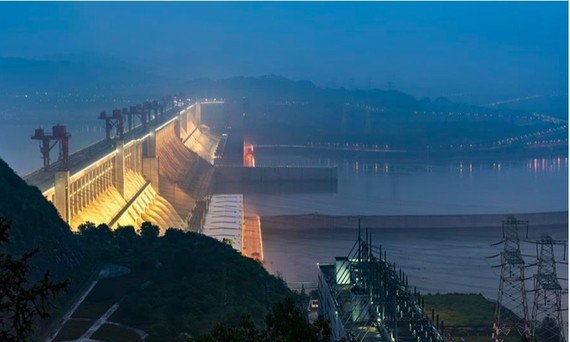 Three Gorges Dam (Image: Global Times)