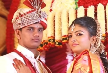 Kovshikan & Kabilini's Wedding Highlights jaffna