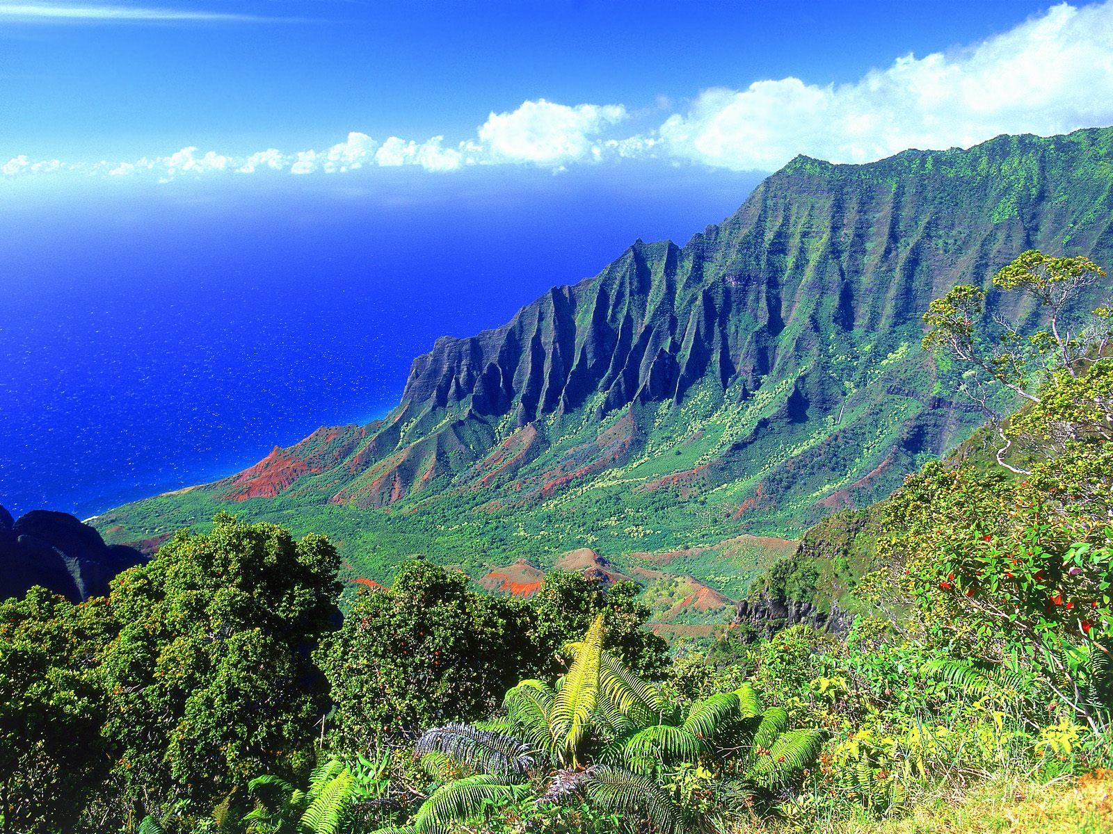 Kauai Hawaii: Tourism: Hawaii Island