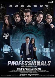 Film The Professionals (2016) WEBDL
