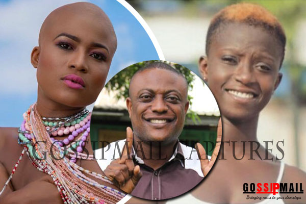 Rashida Black Beauty and Christabel Ekeh are devils from the sea  –  Maurice Ampaw