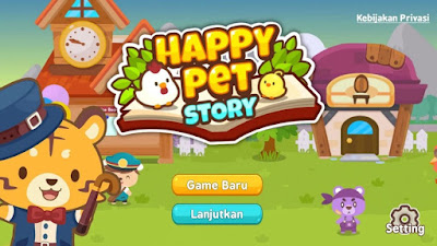 cheat happy pet story