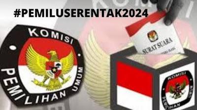 UU Pemilu Batal Direvisi Menhumkam : Ini Disepakati Keluar Dari Prolegnas 2021