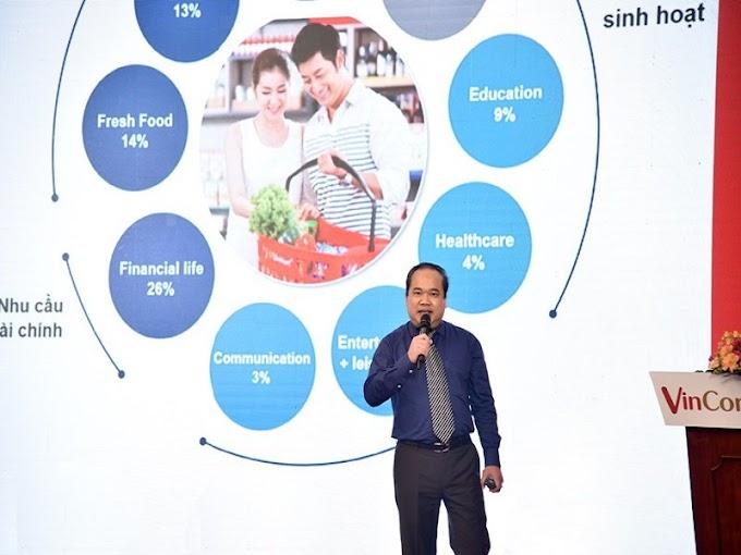 VinCommerce sẽ sở hữu hơn 300 siêu thị Vinmart, gần 10.000 cửa hàng VinMart+