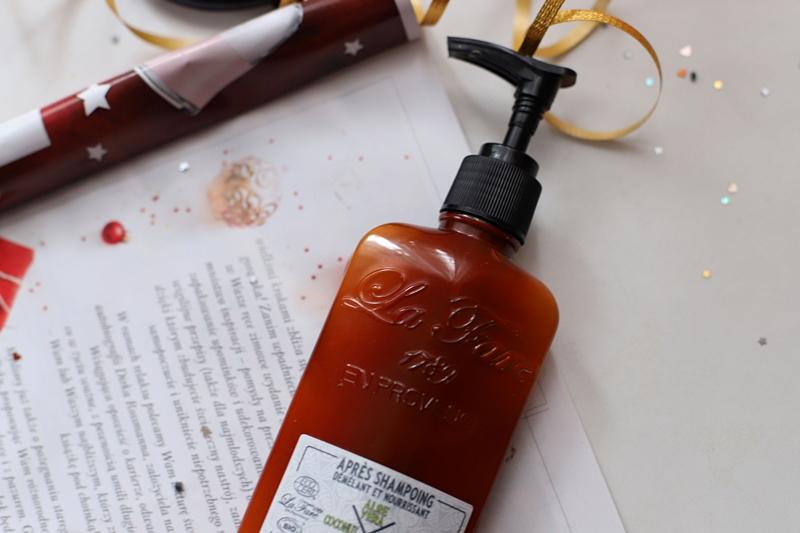 recenzja na blogu o naturalnych produktach
