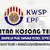 Jawatan Kosong di Kumpulan Wang Simpanan Pekerja (KWSP) - 11 Julai 2020