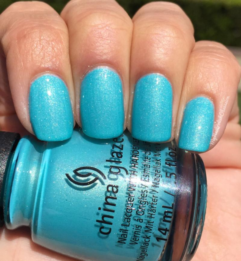 My Nail Polish Obsession: China Glaze Lite Brite Collection, Summer 2016