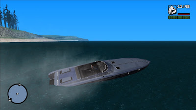 GTA San Andreas Best HD Boats Download