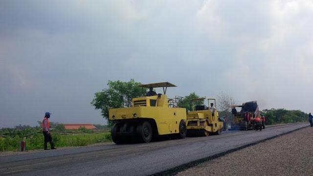 Jalan menuju Bandar Udara Syamsudin Noor di Banjarbaru bakal dialihkan melewati jalan lingkar Utara.