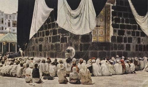 Image result for cerita nabi waktu di makkah