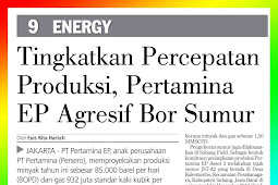 Increase Production Acceleration, Pertamina EP Aggressive Drilling Well