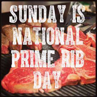 National Prime Rib Day Wishes Images