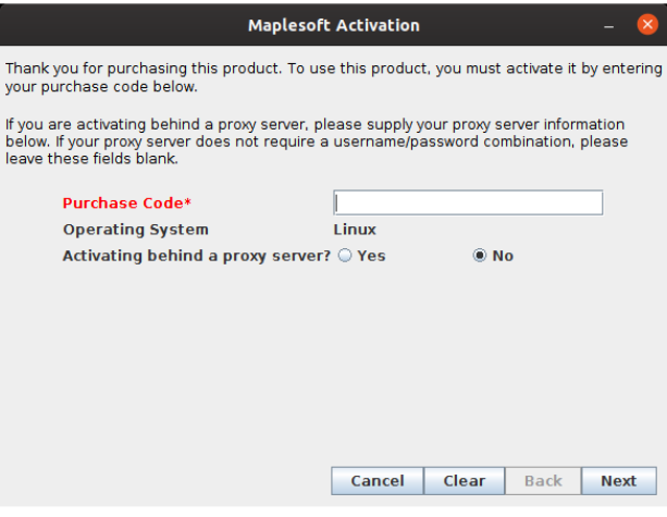 How To Install Maple Software On Ubuntu - With Activation Guide
