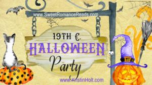 Kristin Holt | 19th Century Halloween Party