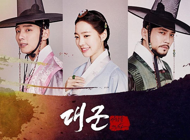 Download Drama Korea Grand Prince Batch Subtitle Indonesia
