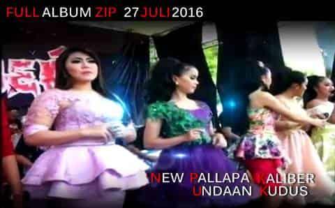 Download New Pallapa Live Kaliber Kudus 2016 Full Album