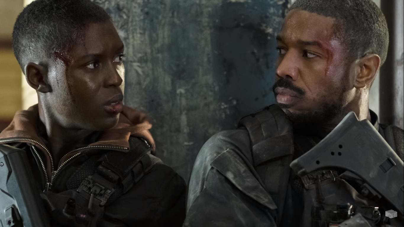 Michael B. Jordan Says 'No Award' Is Going to Impact Chadwick Boseman's Legacy