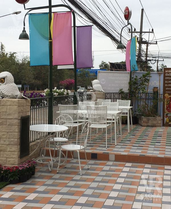 VR Global Property ขายร้านอาหารหรู Owl castle ขอนแก่น 108 ตรว
